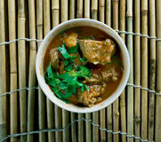 Lahori Beef Karahi Royalty Free Stock Photos