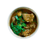 Lahori Beef Karahi Stock Photo
