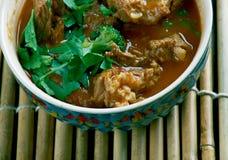 Lahori Beef Karahi Royalty Free Stock Image