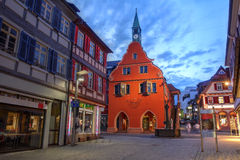 Lahr, Γερμανία Στοκ φωτογραφίες με δικαίωμα ελεύθερης χρήσης