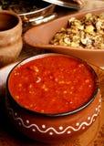 Lahsun ki Chutney - made from Garlic Royalty Free Stock Images