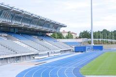LAHTI, FINLANDE LE 20 JUILLET 2015 stade images libres de droits