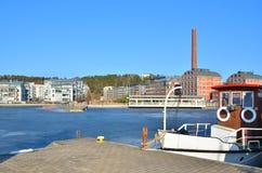 Lahti, Finnland Stockfoto