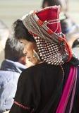 Lahu Woman Stock Photo