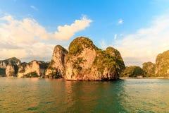 Lai Ray bay andaman sea Krabi, South of Thailand Stock Photography