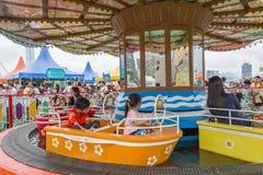 Lai Yuen Super Summer 2015 Fotos de Stock Royalty Free