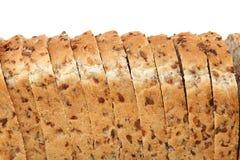 Laib des braunen Brotes Lizenzfreie Stockbilder