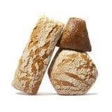Laib des Brotes Stockfotos