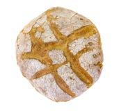 Laib des weißen Brotes Stockbilder