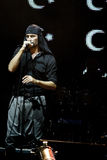 LAIBACH - rock singer Stock Photography