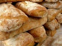 Laibe des Brotes Stockbilder