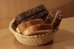 Laibe des Brotes Stockbild