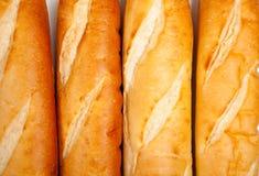 Laibe des französischen Brotes Lizenzfreie Stockfotografie