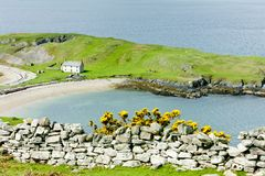 Laid at Loch Eriboll Stock Images