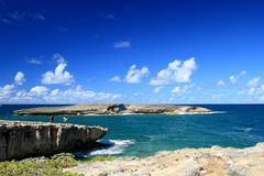 Laie Point, Oahu, Hawaii Stock Image