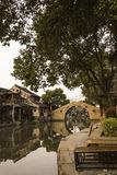 Laifeng bridge in the morning royalty free stock photography