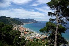 Laigueglia Stock Photo