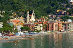 Laigueglia Photo stock
