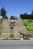 Laikacota Park in La Paz, Bolivia Stock Images