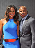 Laila Ali & Curtis Conway Stock Photo