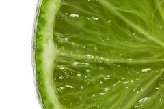 Laim vert (citron) Images stock