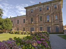 LAINATE COUNCIL BUILDING VILLA LITTA Stock Photo