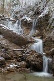 Lainbach waterfall. Near Kochel, Germany Royalty Free Stock Photos