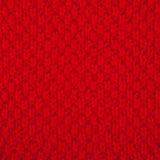 Laine tricotée avec le modèle texturisé Image libre de droits