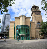 Laing Art Gallery. The Laing Art Gallery in Newcastle upon Tyne's city centre Stock Image