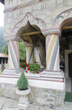 Lainici Monastery, Romania Royalty Free Stock Photo