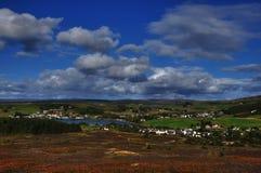 Lairg, Sutherland, Scotland, UK Stock Photos