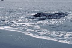 Lais - le coin de l'île-Kulangsu Photo stock