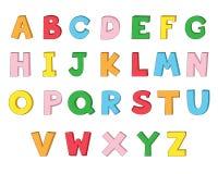 Laissez le ` s apprendre l'alphabet anglais Vecteur et illustration illustration de vecteur