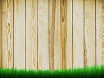 Laissez le vieux cadre en bois à un arrière-plan blanc Images stock