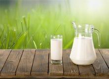 lait photo stock