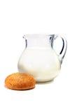 lait Photographie stock libre de droits