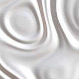 Lait ou crème fouettée Photographie stock libre de droits