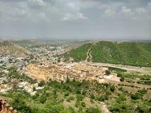 Laiterie de Jaipur Photographie stock