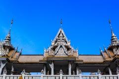 laithai dachowa nieba świątynia Fotografia Stock