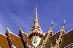 laithai dachowa nieba świątynia Zdjęcia Stock