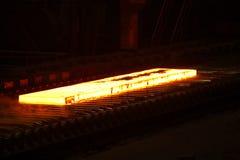Laje quente Foto de Stock