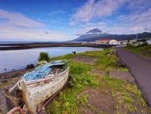 Free Lajes Do Pico On Pico Island, Azores Royalty Free Stock Photos - 152629438