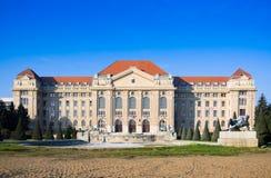 Lajos Kossuth University, Debrecen Royalty Free Stock Image