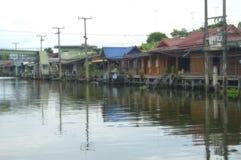 Lak Ha Floating Market Stock Photos