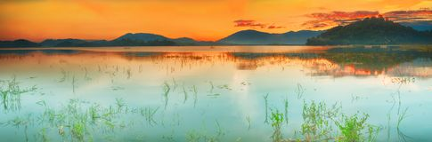 Lak Lake Royalty Free Stock Photo