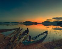 Lak Lake Royalty Free Stock Image