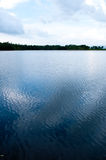 Lake. And Cloud in Royalty Free Stock Images