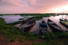 The Lake Royalty Free Stock Image