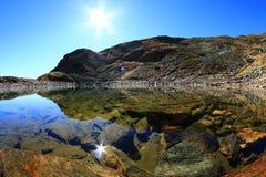 is- lake Arkivbilder