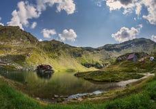 is- lake Arkivfoton